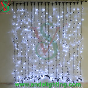 IP65 Christmas LED Curtains Lights for Weddings pictures & photos