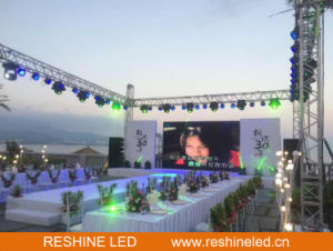 Outdoor Rental Stage Background Event Fixed Install LED Video Display Screen/Panel/Sign/Wall
