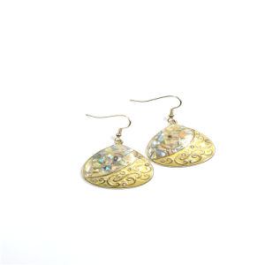New Item Resin Acrylic Post Fashion Jewelry Earring pictures & photos