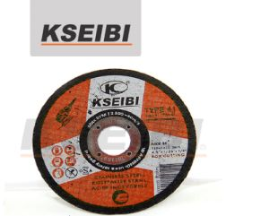 Hot Sale Kseibi Red Abrasive Inox Grinding Discs pictures & photos