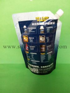 No Leak Spout Pouch for Chemical Liquid Packing pictures & photos