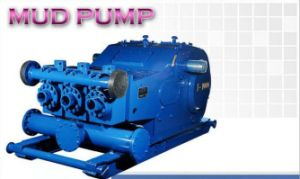 API Standard Three Cylinder Single Acting F500 Drilling Mud Pump pictures & photos