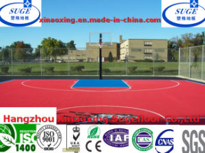 Portable Basketball Court Sport Flooring pictures & photos