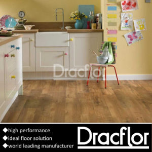 Solid Vinyl Flooring Non-Slip Floor Tile (P-7347) pictures & photos