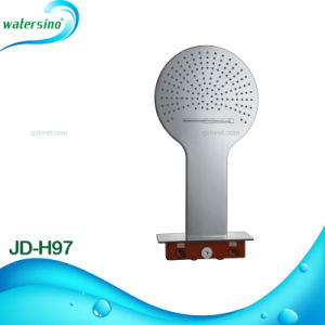 Bathroom Plumbing and Sanitary Ware Rainfall ABS Hand Shower pictures & photos
