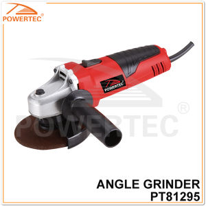 Powertec 500W 115mm Electric Angle Grinder (PT81295) pictures & photos