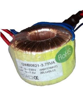 Manufacture Toroidal Transformers Through Advanced Technology pictures & photos