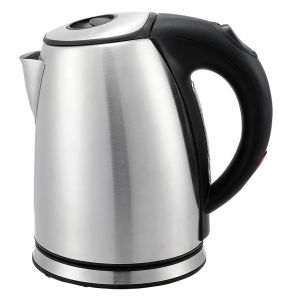 Hotel Black 1L Auto Shut-off Electric Stainless Steel Kettle pictures & photos