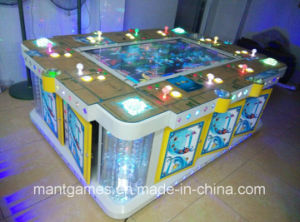 China dragon fishing game machine machine fish hunter for Electronic fishing game