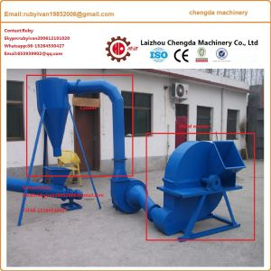Log Wood Tree Branches Crusher pictures & photos