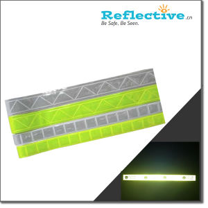 Reflective PVC Sheet and Tape pictures & photos