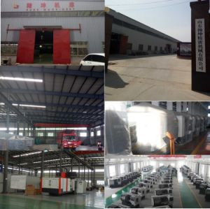 Ck50L High Precision CNC Lathe for Metal pictures & photos
