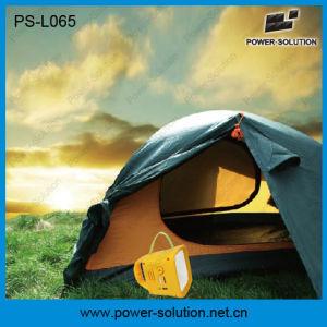 Portable Solar Lantern with FM Radio for Nepal Market pictures & photos