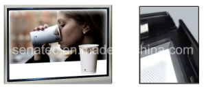 Light Box, Super Slim 8mm, LED, Snap-on, Changeable Picture Display
