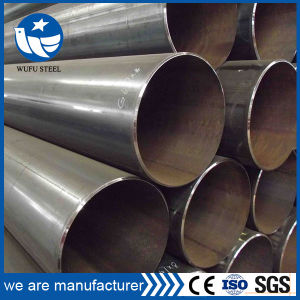 Anti-Corrosive Carbon Welded Steel Oil and Gas Pipe pictures & photos