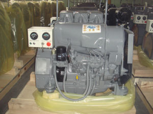 Deutz 3 Cylinder Air-Cooled Diesel Engine F3l912 pictures & photos