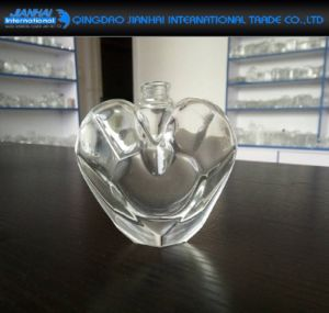 35ml Heart Shape Beauty Design Glass Perfume Bottle pictures & photos