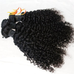 100% Vietnamese Remy Hair Jerry Curl Natural Color Hair Weaving pictures & photos