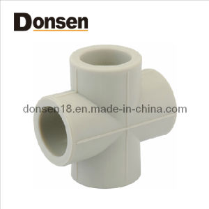 Cross PPR Pipe Fittings pictures & photos