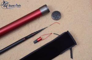 Wholesale Korean Carbon Zoom Adjustable Tenkara Rod pictures & photos