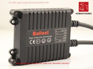 HID Ballast for Xenon Light Bulbs, Canbus 35W AC Silm Car HID Xenon Kit pictures & photos