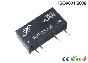 0.1-2W 3000V Isolation, Regulated Output DC to DC Converter (WRF Series) pictures & photos