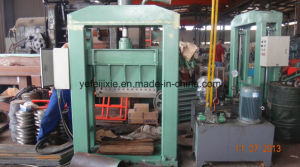 High Precision Bale Rubber Cutting Machine (CE/ISO9001) pictures & photos