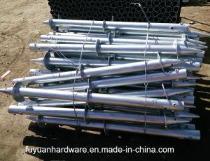 Hot DIP Galvanized Ground Screw pictures & photos