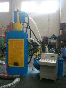 Metalsawdust Hydraulic Briquetting Press Machine pictures & photos