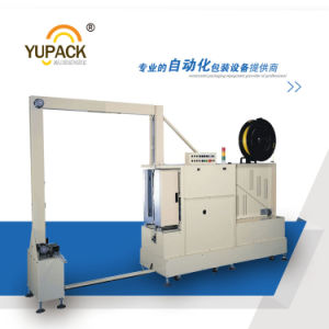 Yupack Automatic Pallet Strapping Machine with PLC Control System pictures & photos