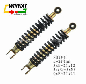 Ww-6290 Motorcycle Parts Iron Shock Absorber for Nh-100 pictures & photos