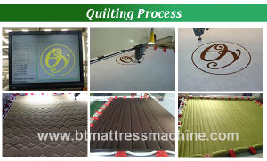 Computerized Chain Stitch Multi-Functional Quilting Machine pictures & photos