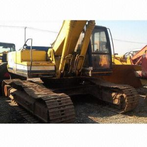 Used Wheel Excavator, Used in Construction