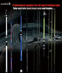 All Type of Fishing Rod--Tele Spin/Sur/Boat/Trout/Surf/ pictures & photos