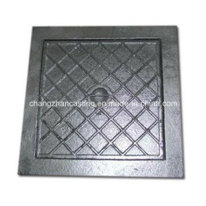 Square Manhole Cover Ductile Iron Grey Iron pictures & photos