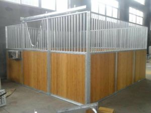 Hot Sales Equine Equipment European Styled Horse Stalls pictures & photos