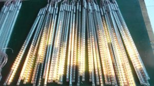 Outdoor Decoration 10PCS/Set SMD2835 50cm LED Meteor String Light pictures & photos