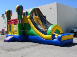 Inflatable Balloon Castle, Air Balloon, Inflatable Combo Slide (B3040) pictures & photos