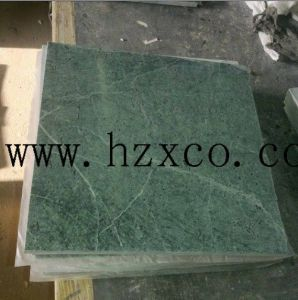Dark Green Marble Tiles Floor Tiles, Polished Natural Tiles Hzx0411o pictures & photos