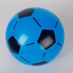 Mixed Color Children Sports Inflatable Plastic Ball Soccer Football Kids Toys 20cm Diameter pictures & photos