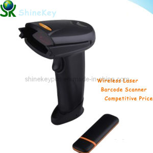 New Wireless Laser Barcode Reader /Scanner (SK 2106) pictures & photos