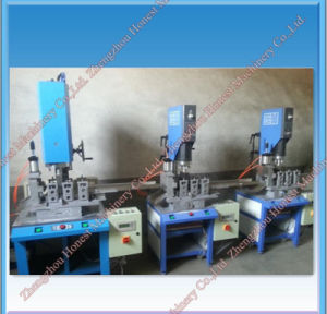 High Efficient Sponge Scourer Making Machine pictures & photos