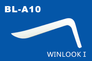BL-A10 Silicone Nasal Implant (Type: WINLOOK I)