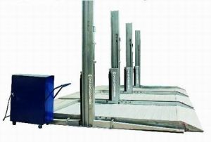 Shared Column Hydraulic Parking System with Ce pictures & photos