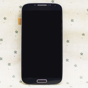 Mobile LCD with Frame for Samsung Galaxy S4 I9500 pictures & photos
