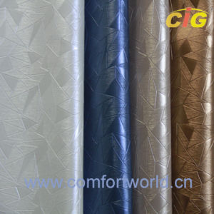 PVC Artificial Leather for Car Seat (SAPV04493) pictures & photos