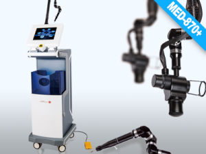 Kes 2 in 1 System Fractional CO2 Laser Equipment