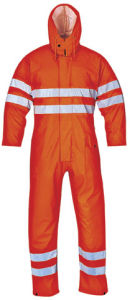High Visibility Protective Clothing Safety Coveralls pictures & photos