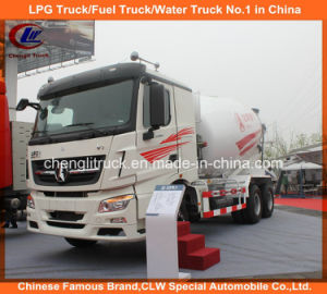 Heavy Duty 12cbm North Benz Concrete Mixer Truck Beiben Cement Mixer Truck pictures & photos
