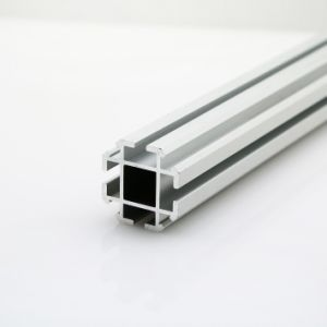 Aluminum Upright Extrusion for Exhibition Stand Showcase Display Fixtures (GC-S1116) pictures & photos